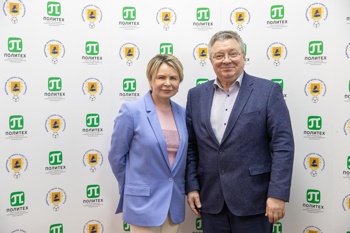 Федерация футбола Санкт-Петербурга и Политех подписали соглашение о подготовке тренеров по мини-футболу