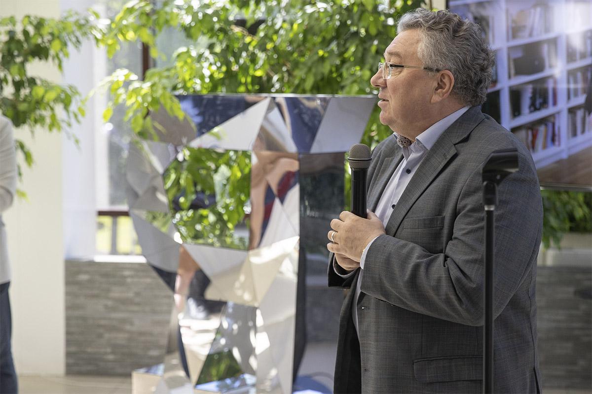 Ректор СПбПУ поздравил победителей Всероссийской олимпиады «Я – профессионал»