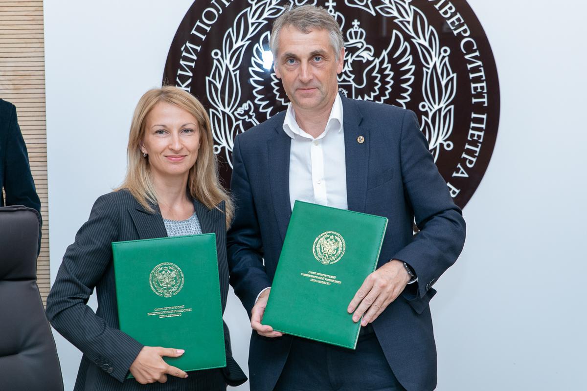 Политех и Билайн договорились о сотрудничестве