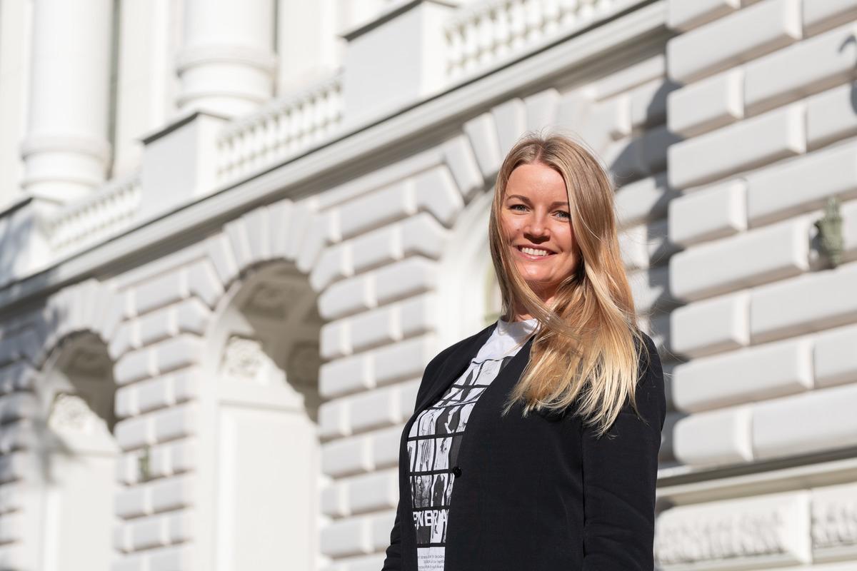 Выпускница Политеха Наталья Исаева – трижды победительница «Битвы сезонов» конкурса «Лидеры России»