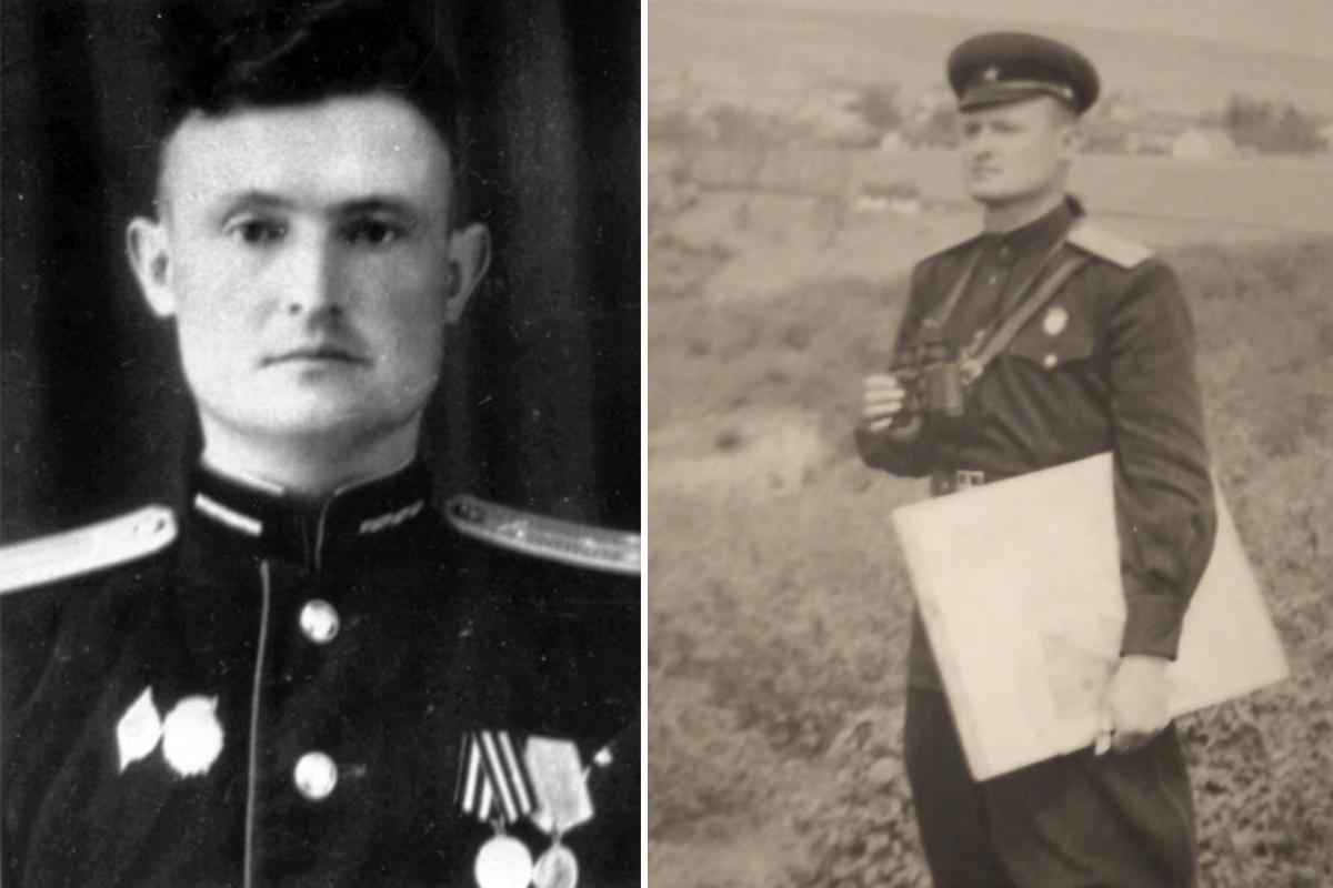 В 1944 году Феликс Михайлович добровольцем вступил в ряды Красной Армии