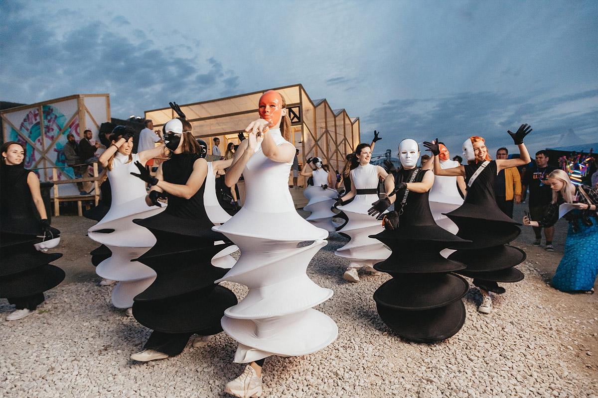 На фестивале «Таврида» было множество крутых творческих событий