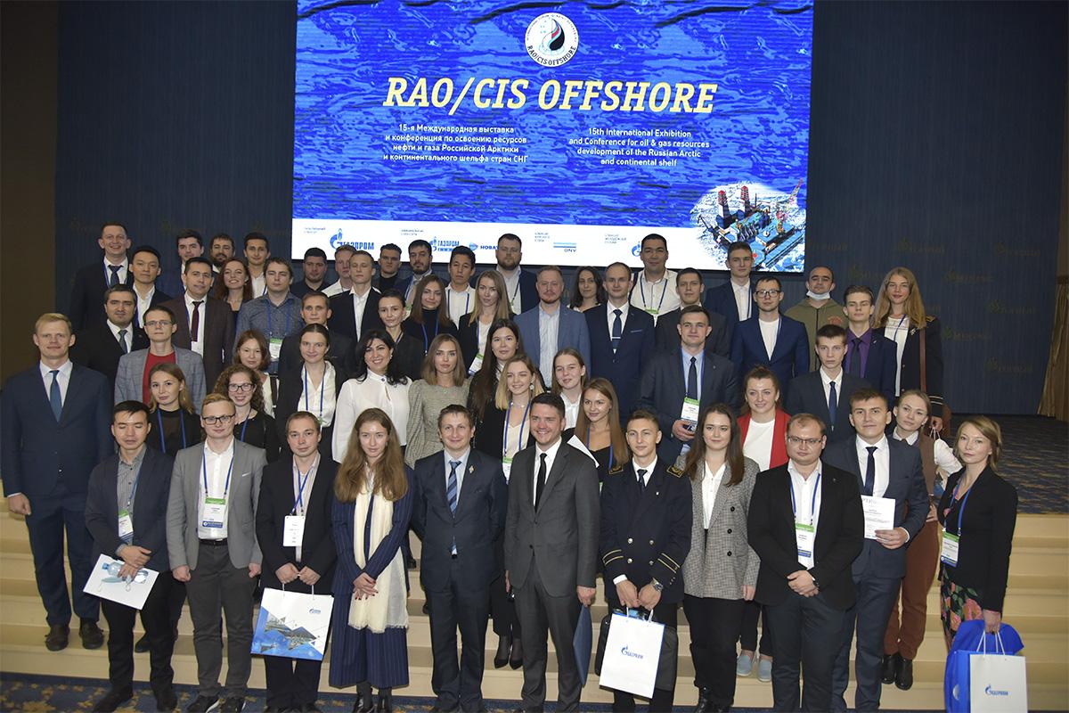 Политехники приняли участие в работе Молодежной сессии RAO/CIS Offshore