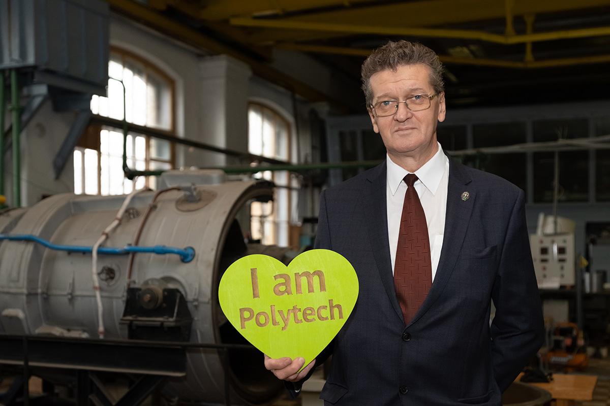 #IAMPOLYTECH: опорный вуз ПАО «Газпром»