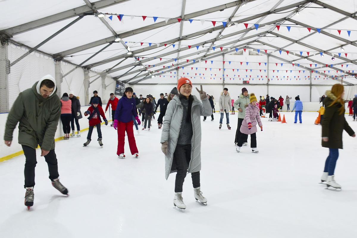 Совместный курс СПбПУ и РУДН «Две столицы» – флагман международных зимних школ 2020