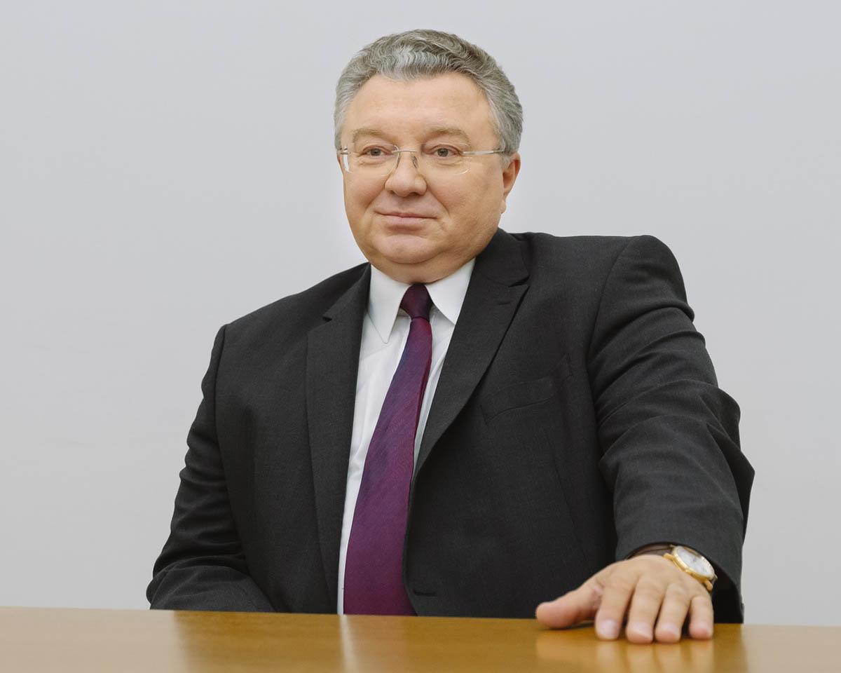 Ректор СПбПУ академик РАН Андрей РУДСКОЙ уверен, что позиции вуза в рейтинге демонстрируют его приверженность целямустойчивого развития ООН