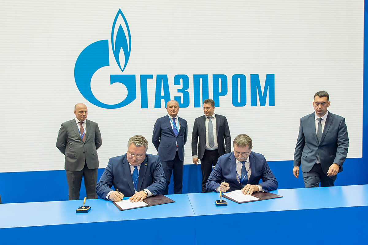 Ректор СПбПУ Андрей Рудской: «Мы осознаём всю важность миссии опорного университета Газпрома!»