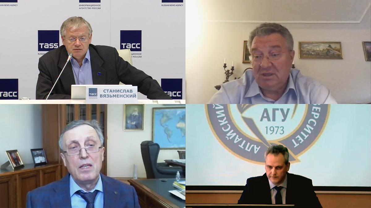 В ходе пресс-конференции спикеры ответили на вопросы журналистов