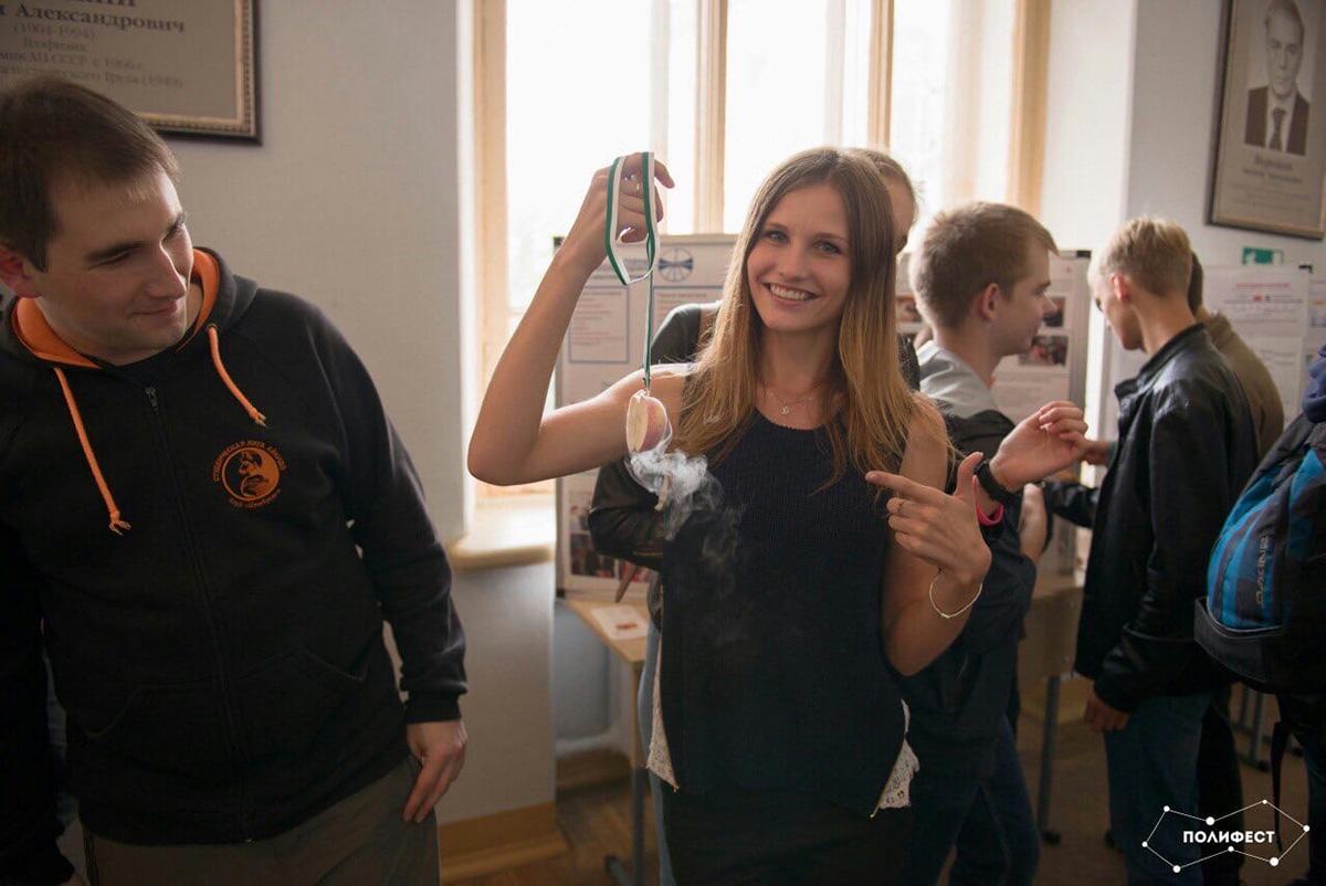 Валентина Тёмкина: Посоветовали поступать на направление «Техническая физика», в результате я попала на кафедру радиофизики ИФНиТ