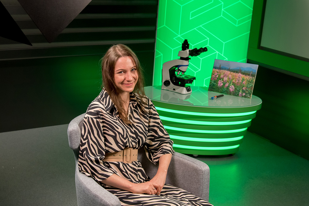 Lady in science: о тех, кто хочет проникнуть в наномир