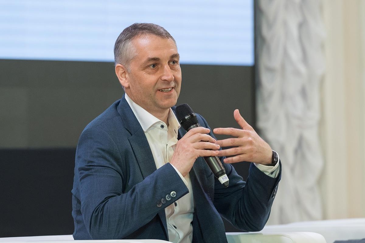 Виталий Сергеев, проректор по научной работе СПбПУ