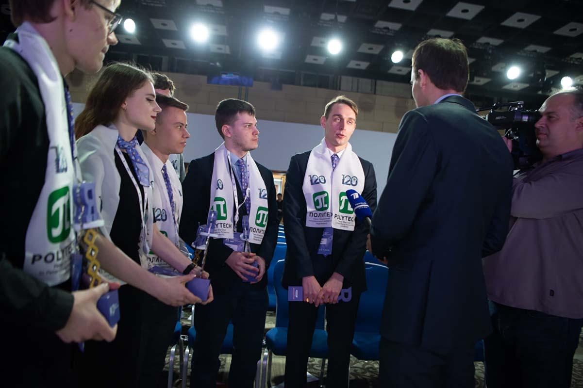 Интервью и съемки в телесюжетах после победы в олимпиаде «Я – профессионал» стали новым и интересным опытом