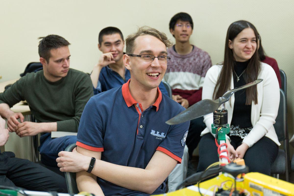 В австрийском университете Владимир принял участие в двух кейс-чемпионатах и в обоих выиграл