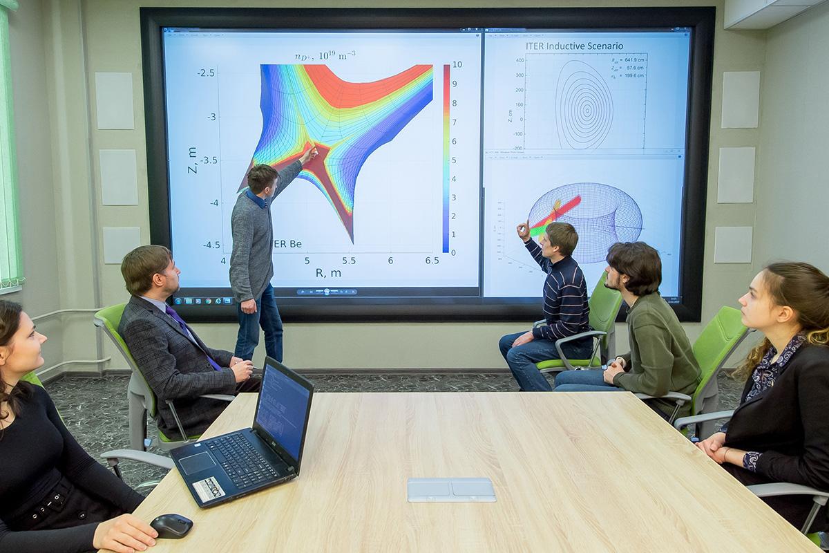 Политехники вносят свой вклад в создание ITER