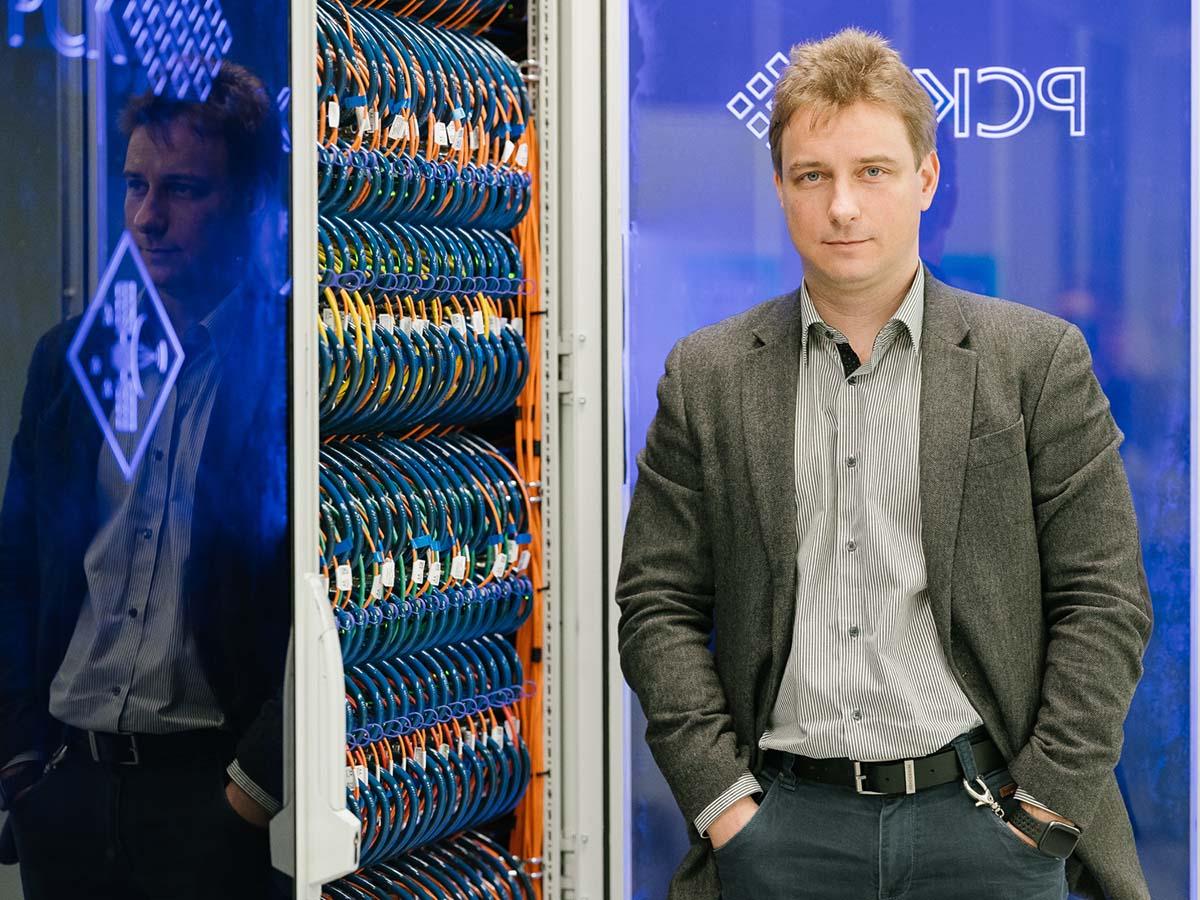 Павел Дробинцев, директор Высшей школы программной инженерии Политеха