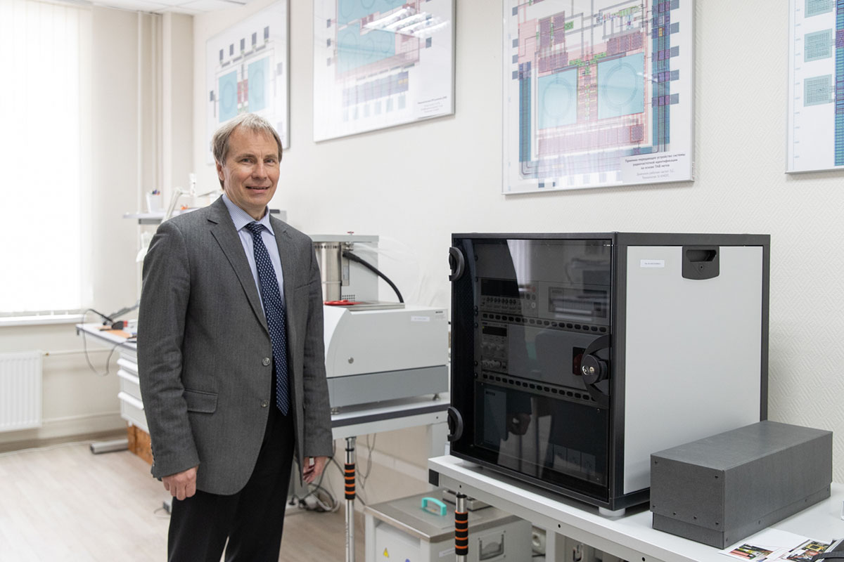 А.С.Коротков координирует международную программу магистратуры «Микроэлектроника инфокоммуникационных систем»