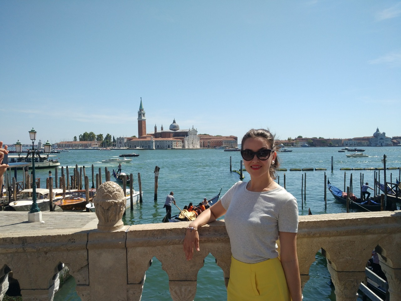 Светлана Кольцова: «Я самостоятельно за три месяца выучила итальянский язык перед поездкой»