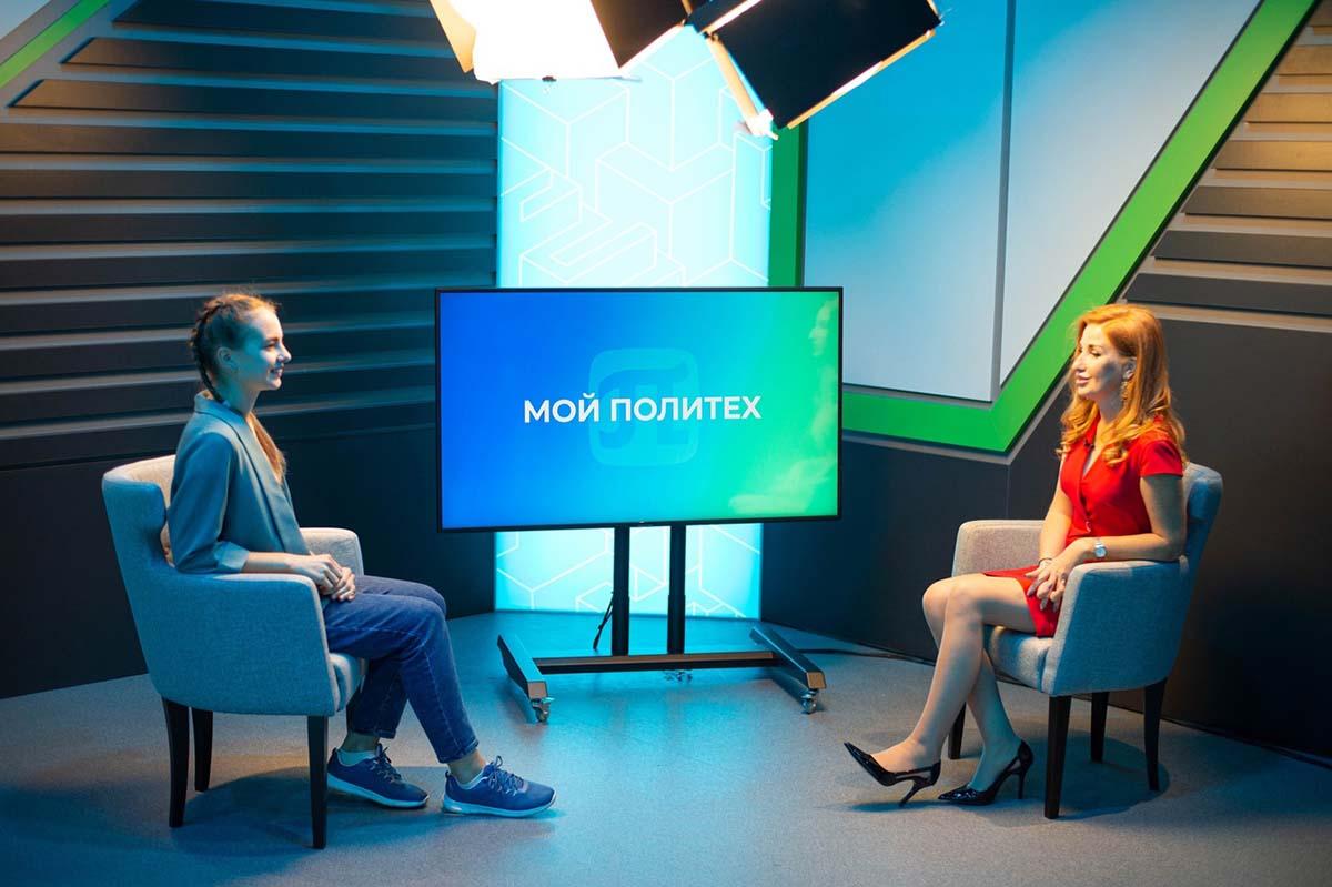 Мой Политех: Дарья Мелентьева